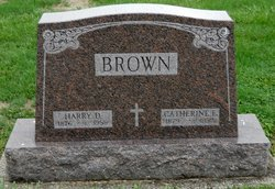 Catherine E Brown