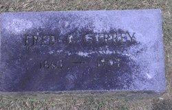 Fred G. Currey