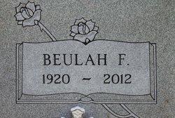 Beulah <I>Fritts</I> Allen