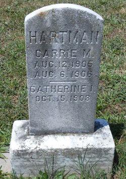 Carrie May Hartman
