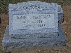 John Lewis Hartman