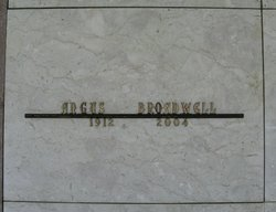 Angus Walter Broadwell