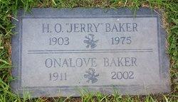Harry Osborn Baker
