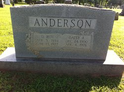 D Roy Anderson