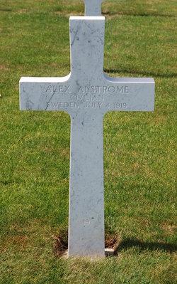 Alex Alstrome