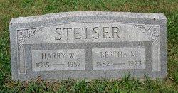 Bertha Mae <I>Munyan</I> Stetser
