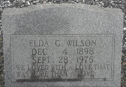 Elda G. Wilson