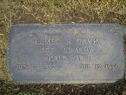 Elmer R Davis