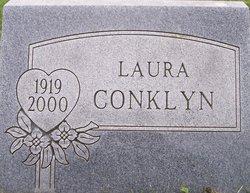 Laura Virginia <I>Lipscomb</I> Conklyn