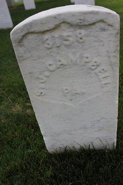 Pvt Samuel J Campbell