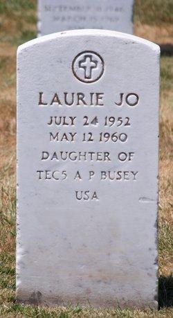 Laurie Jo Busey