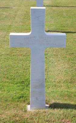 Pvt Harry Miller