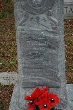 """Charles Edward """"Charley"""" Taylor"""