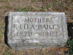 Florence Ella Bailey