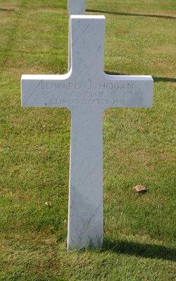 CIVILIAN Edward J. Hogan
