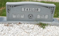 "Bernice Ravin ""Tooter"" Taylor"