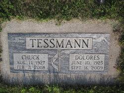 Delores <I>Larson</I> Tessmann