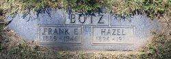 Frank E Botz