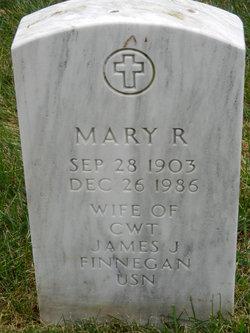 Mary R Finnegan