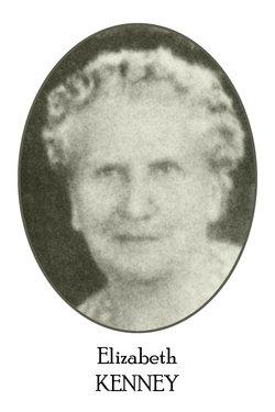 Elizabeth Alma <I>Kenney</I> Stevens