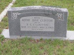 Addie Jane Clinton