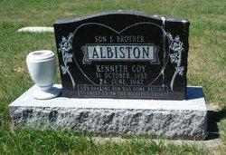 Kenneth Coy Albiston