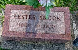 Lester B Snook