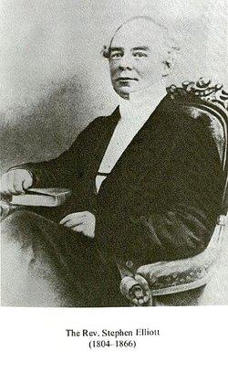 Rev Stephen Elliott