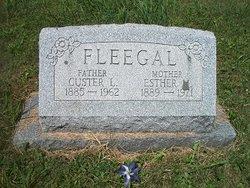 Esther Louella <I>Jones</I> Fleegal