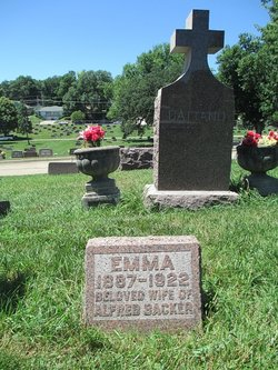 Emma A. Backer