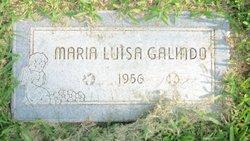 Maria Luisa Galindo
