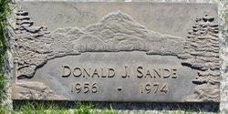 Donald J. Sande