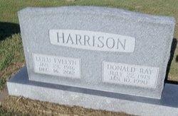Lulu Evelyn <I>Hargadine</I> Harrison
