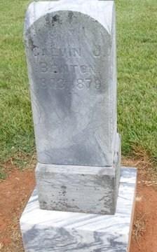 Calvin J Benton