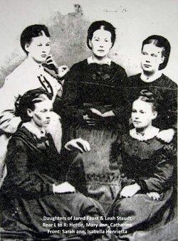 Isabella Henrietta <I>Faust</I> Hollenbach