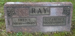 Fred T Ray
