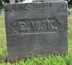 Eda Winifred <I>Webster</I> Burnap - Kinsman