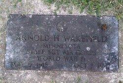 Arnold H Wakefield