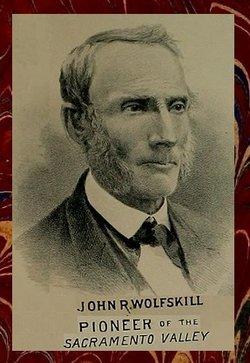 John Reid Wolfskill