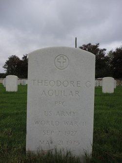 Theodore G Aguilar