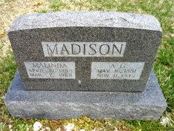 "Alfred Gilbert ""Alf"" Madison"