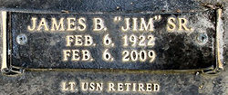 "James B. ""Jim"" Gosnell, Sr"