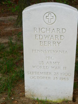 Richard Edward Berry