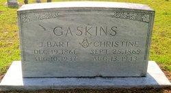 Janie Christine <I>Sirmons</I> Gaskins