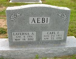 Carl Aebi
