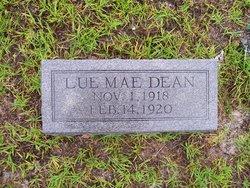 Lue Mae Dean