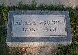 """Anna Elizabeth """"Lizzie"""" <I>Jackson</I> Douthit"""