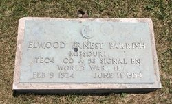 Elwood Ernest Parrish