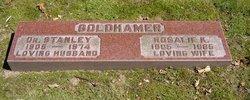 Dr Stanley M Goldhamer