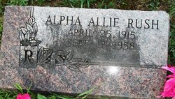 Alpha Allie <I>Day</I> Rush